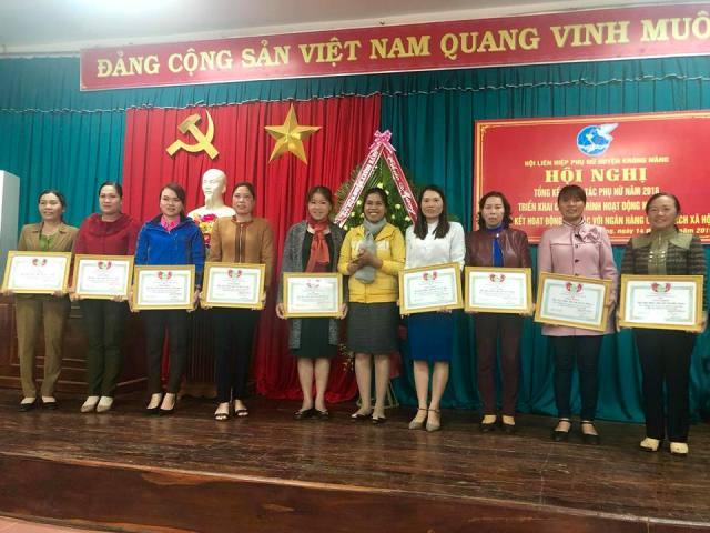 Huyện Krông Năng: Hội LHPN huyện tổng kết công tác hội và phong trào phụ nữ năm 2018, triển khai nhiệm vụ năm 2019