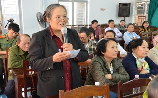 Hội nghị tiếp xúc cử tri sau kỳ họp thứ 7 HĐND tỉnh khóa IX và thành phố Buôn Ma Thuột khóa XI nhiệm kỳ 2016 – 2021