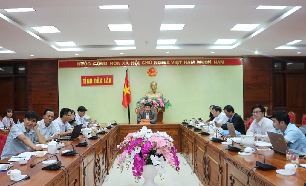 Hội nghị trực tuyến triển khai thực hiện Quyết định số 28/2018/QĐ-TTg của Thủ tướng Chính phủ