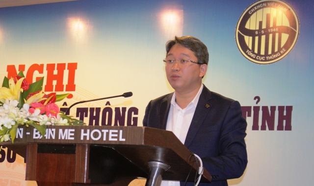 Hội nghị tập huấn nghiệp vụ và công nghệ thông tin cấp tỉnh về Tổng điều tra dân số và nhà ở năm 2019