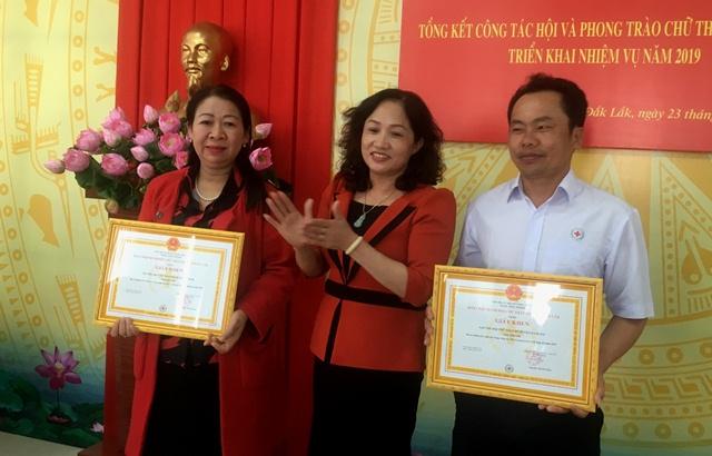 Hội Chữ thập đỏ tỉnh triển khai nhiệm vụ năm 2019