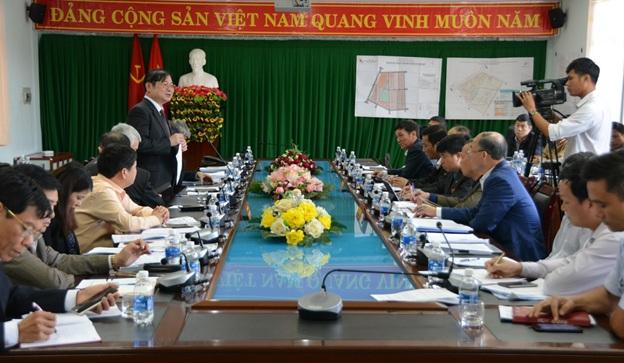 Đoàn giám sát của Quốc hội làm việc tại thành phố Buôn Ma Thuột