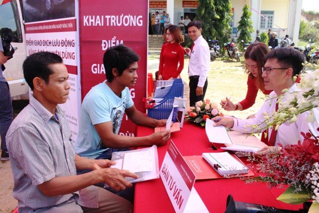 """Agribank Đắk Lắk: Nỗ lực góp phần đẩy lùi nạn """"tín dụng đen"""""""