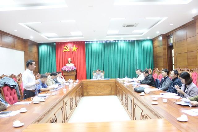 Ban chỉ đạo và Ban tư vấn Khởi nghiệp khởi sự kinh doanh của tỉnh triển khai nhiệm vụ năm 2019