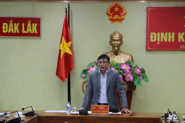 UBND tỉnh họp báo định kỳ tháng 1/2019