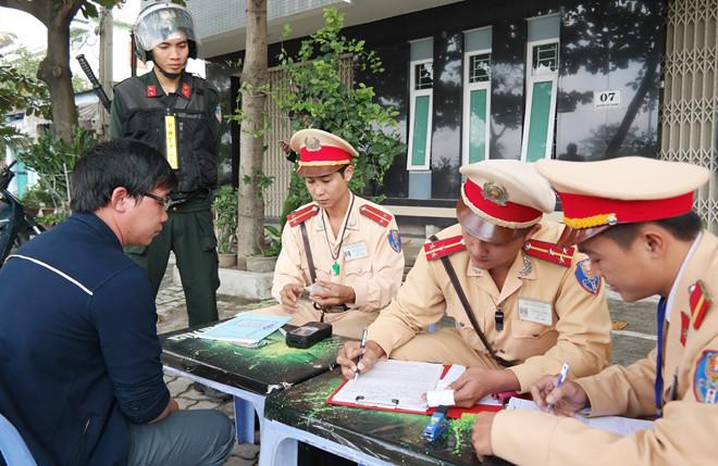 Kết quả thi hành pháp luật về xử lý vi phạm hành chính trên địa bàn tỉnh năm 2018