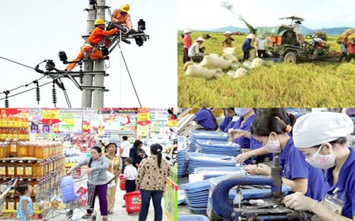 Tuyên truyền kết quả phát triển kinh tế - xã hội năm 2018, nhiệm vụ giải pháp năm 2019.