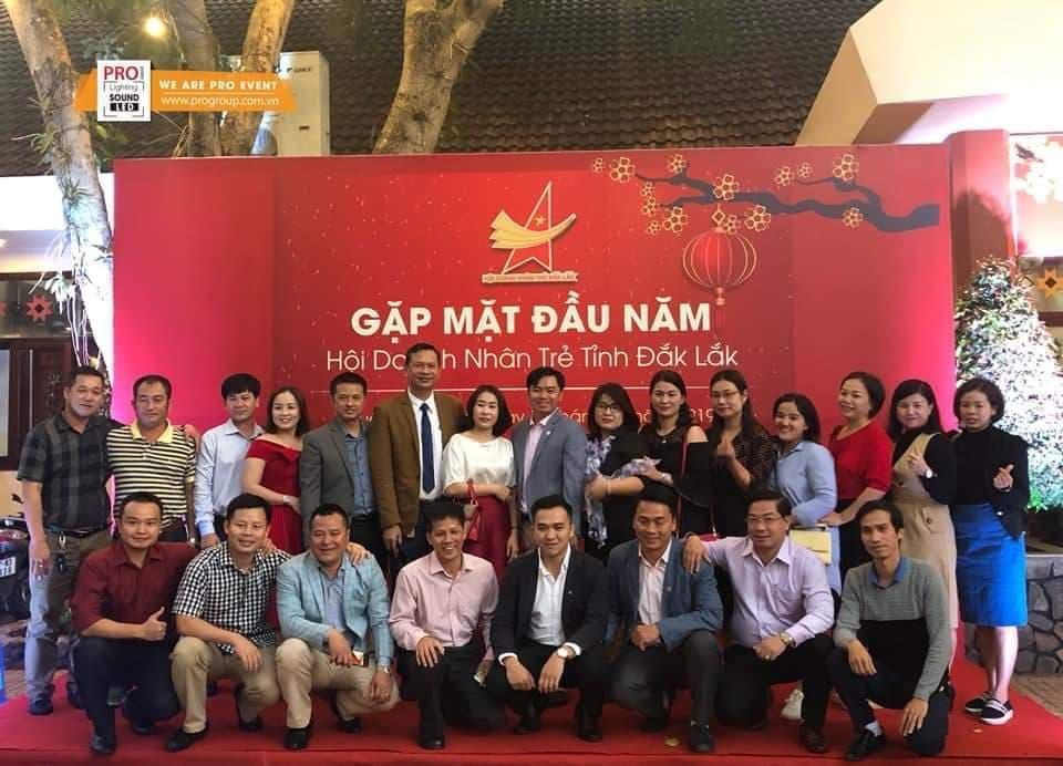 Hội Doanh nhân trẻ tỉnh Đắk Lắk triển khai phương hướng hoạt động năm 2019