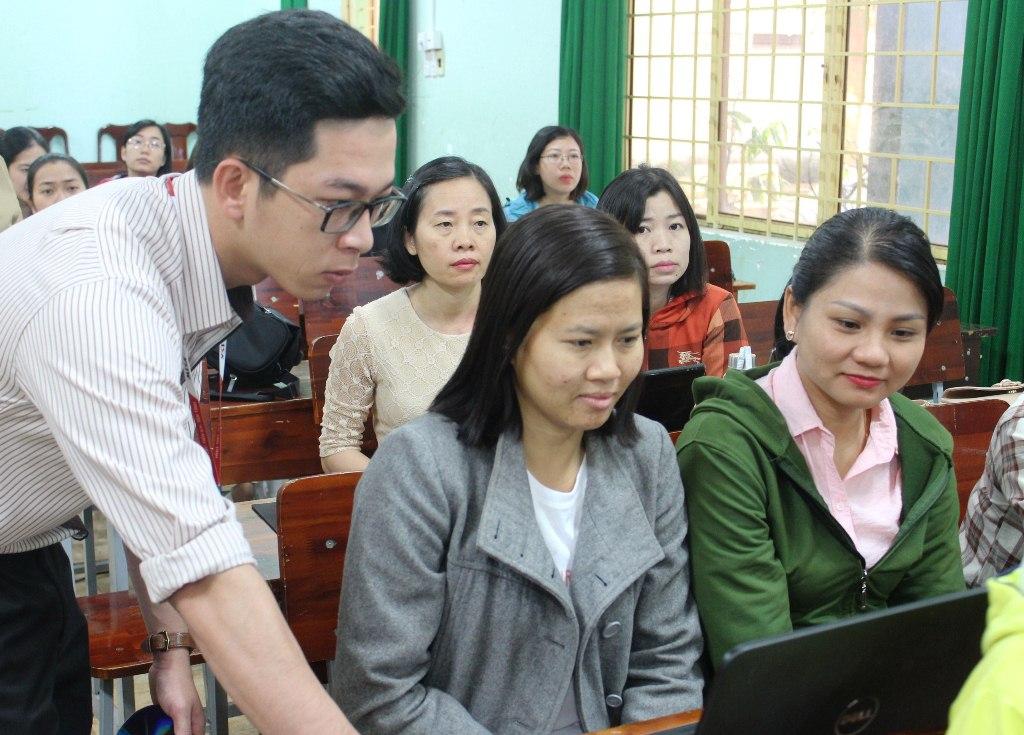 Tập huấn phần mềm kế toán hành chính sự nghiệp Misa Mimosa.NET 2019