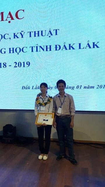 Thắp lửa đam mê khoa học công nghệ: Gương sáng từ học sinh Krông Bông