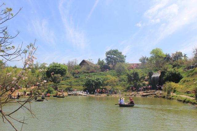 Khu Du lịch sinh thái Văn hóa Cộng đồng Kotam: Sẵn sàng đón khách du xuân năm 2019