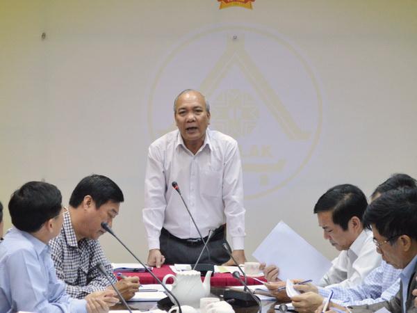 Vụ Đông Xuân 2015 – 2016, toàn tỉnh sẽ có khoảng 70.000ha cây trồng bị hạn