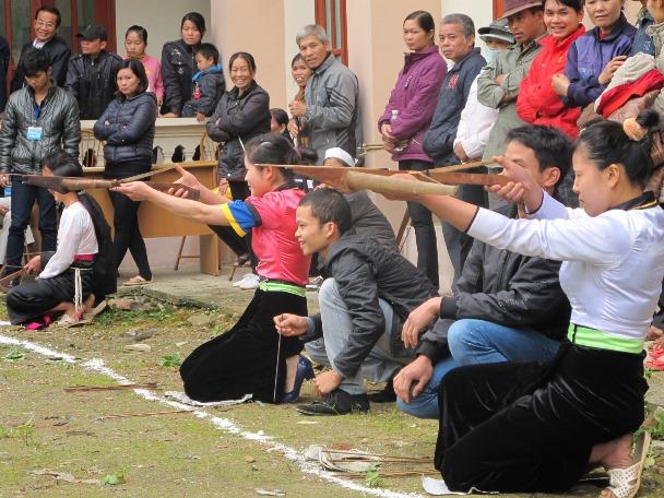 Tổ chức Hội thi Thể thao các dân tộc thiểu số toàn tỉnh lần thứ XIII năm 2016
