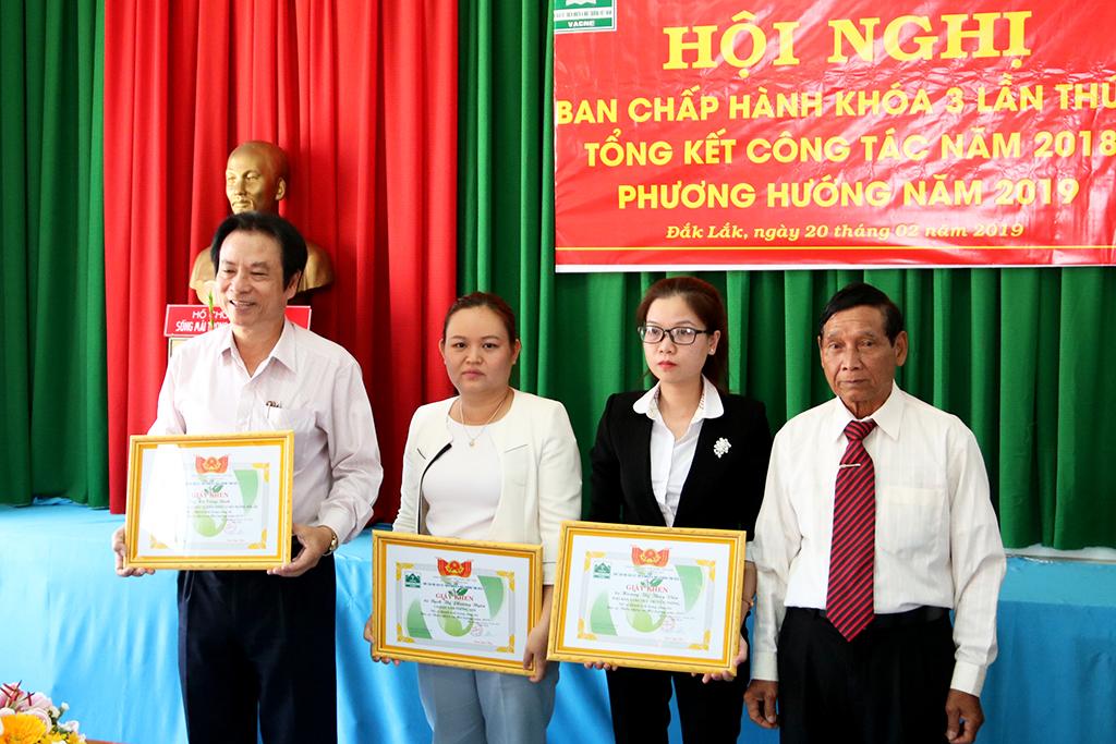 Hội Bảo vệ Thiên nhiên và Môi trường tỉnh tổng kết công tác năm 2018