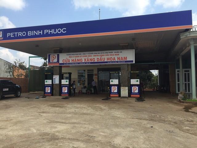 Xử phạt doanh nghiệp ở huyện Krông Búk vì bán xăng kém chất lượng