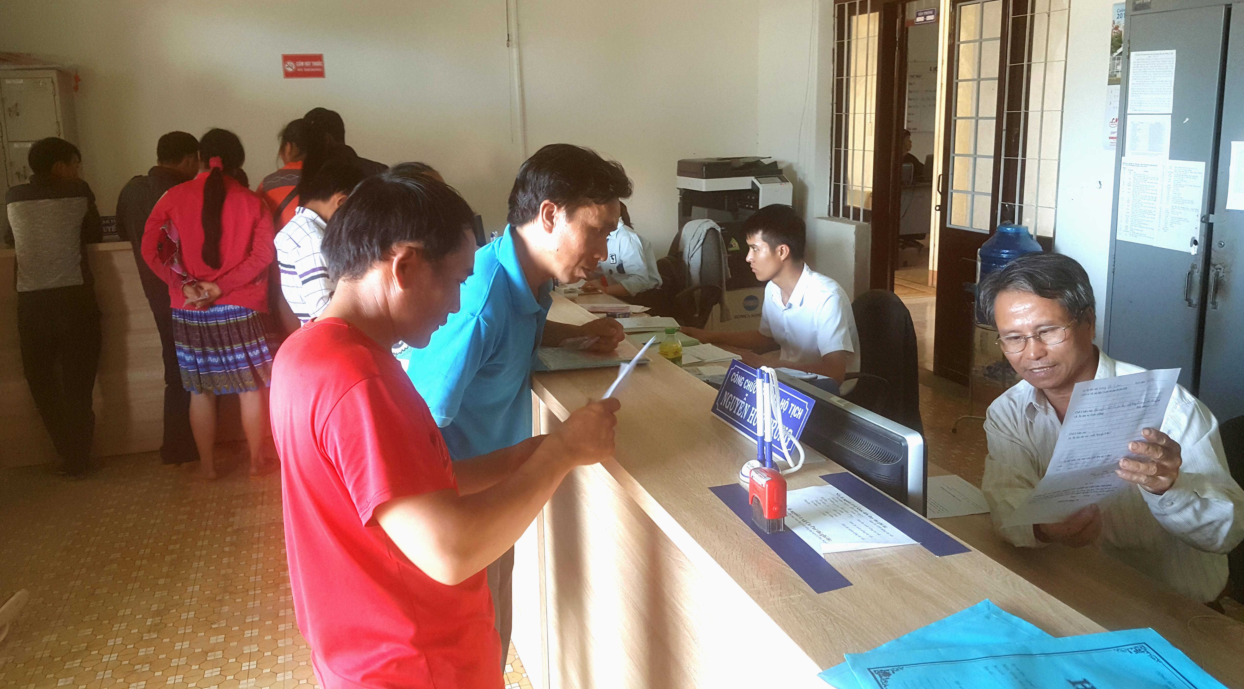 Xã Cư Pui (huyện Krông Bông) gia tăng lao động đi làm việc ở các tỉnh phía Nam