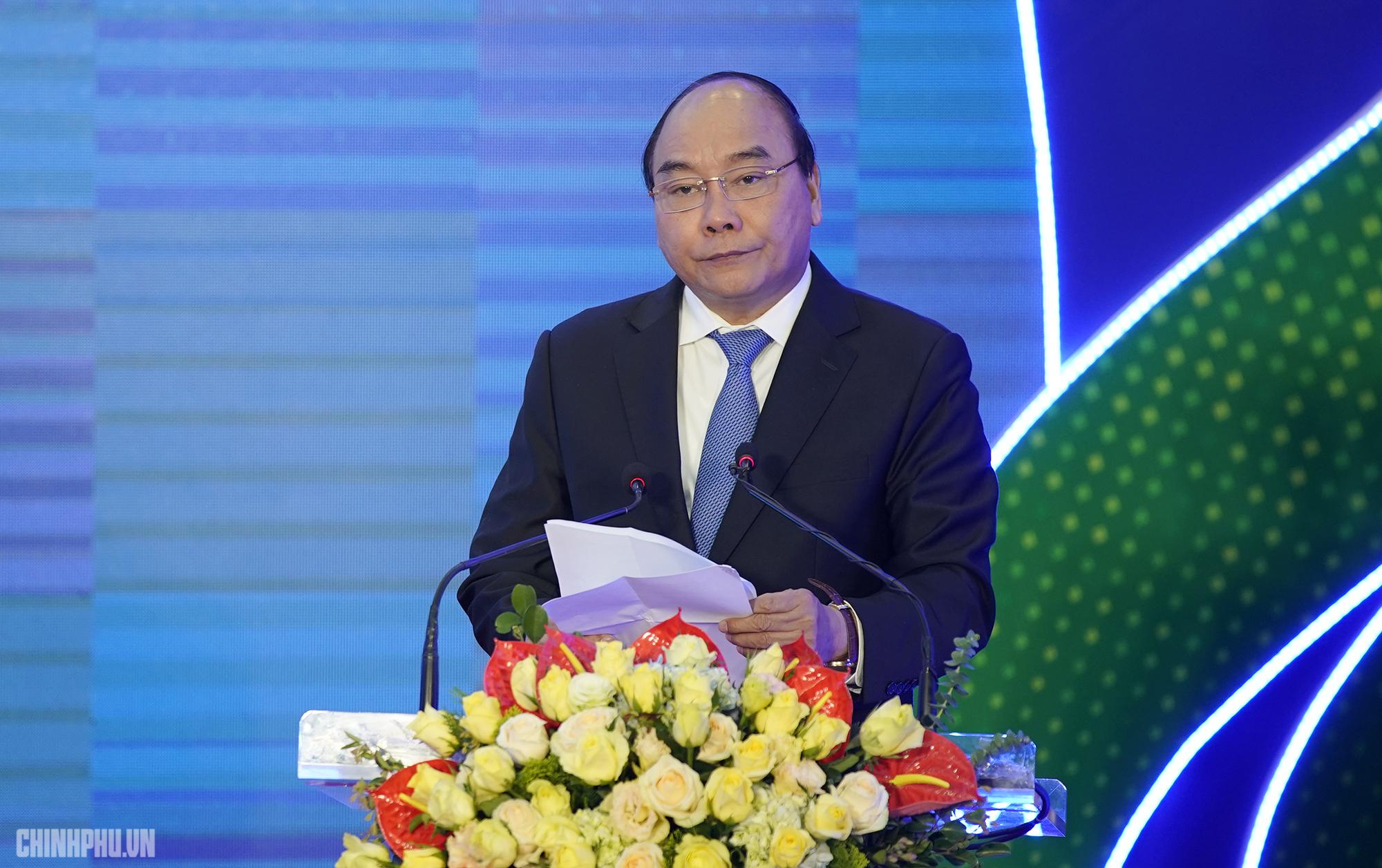 Thủ tướng Chính phủ Nguyễn Xuân Phúc phát động chương trình Sức khỏe Việt Nam