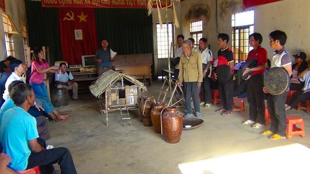 Huyện Lắk : Chuẩn bị sẵn sàng cho đêm giao lưu văn hóa cồng chiêng trước thềm Hội đua thuyền độc mộc năm 2019