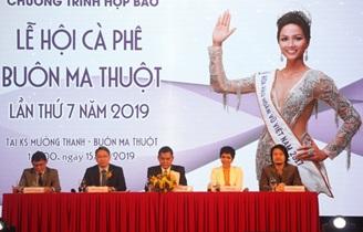 Thay đổi thành viên Tiểu ban Nội dung của Lễ hội Cà phê Buôn Ma Thuột lần thứ 7 năm 2019