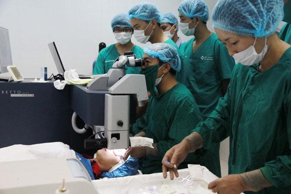 Bệnh viện Mắt Tây Nguyên: Nơi trao gửi ánh sáng và niềm tin