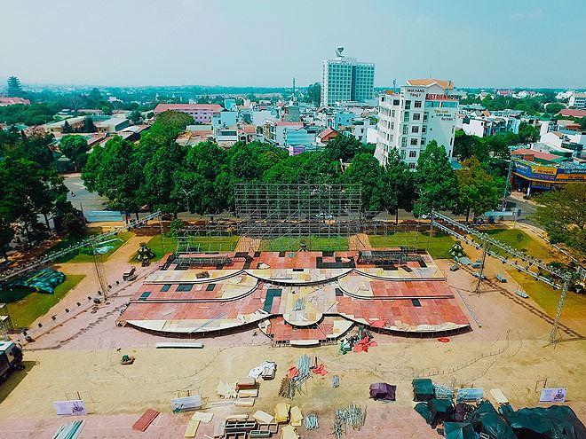 Đắk Lắk sẵn sàng cho đêm khai mạc Lễ hội Cà phê Buôn Ma Thuột lần thứ 7 năm 2019