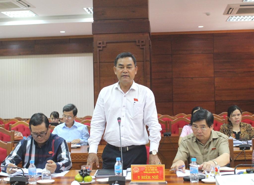 Đoàn Đại biểu Quốc hội tỉnh giám sát về công tác giảm nghèo bền vững giai đoạn 2012-2018