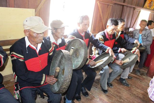 Trình diễn 22 nghi lễ, lễ hội truyền thống tại các buôn trong dịp Lễ hội Cà phê Buôn Ma Thuột lần thứ 7 năm 2019