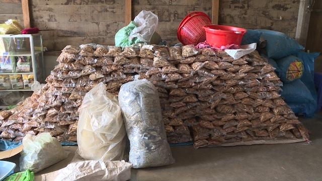 Phát hiện điểm sản xuất, kinh doanh thuốc Ama Kông không rõ nguồn gốc