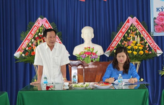 Hội LHPN huyện M'Đrắk tọa đàm kỷ niệm Ngày Quốc tế phụ nữ 8/3