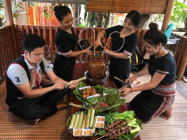 Hội thi ẩm thực Tây Nguyên được du khách háo hức chờ tại Lễ hội Cà phê Buôn Ma Thuột lần thứ 7/2019.