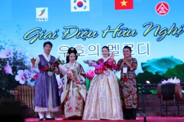 """Chương trình giao lưu nghệ thuật """"Giai điệu hữu nghị"""" giữa Hàn Quốc và Đắk Lắk"""