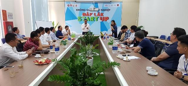 Đoàn doanh nghiệp Hàn Quốc thăm và làm việc với hội Doanh nhân trẻ tỉnh Đắk Lắk