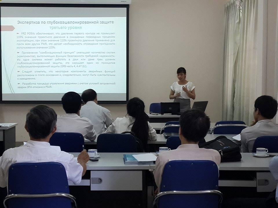 Triển khai văn bản liên quan đến đào tạo sau Đại học.