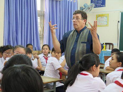 Báo cáo tình hình dạy và học ngoại ngữ năm 2018