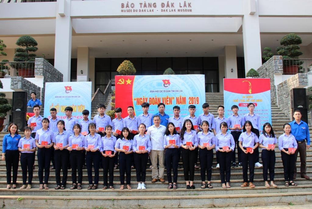 Hơn 500 đoàn viên, thanh niên tham gia Ngày Đoàn viên năm 2019