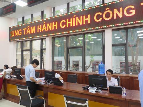 Quyết định thành lập Trung tâm Phục vụ hành chính công tỉnh Đắk Lắk