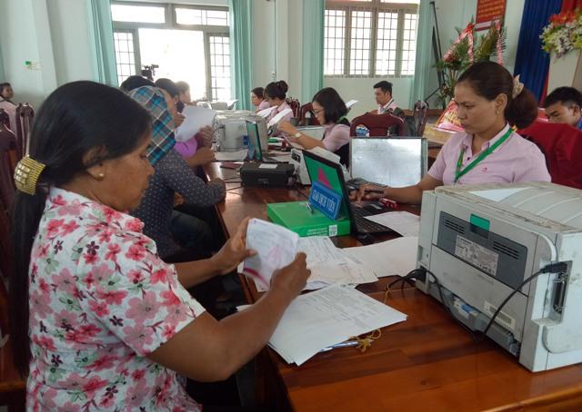 Ngân hàng Chính sách xã hội huyện Lắk triển khai nâng mức cho vay đối với hộ nghèo