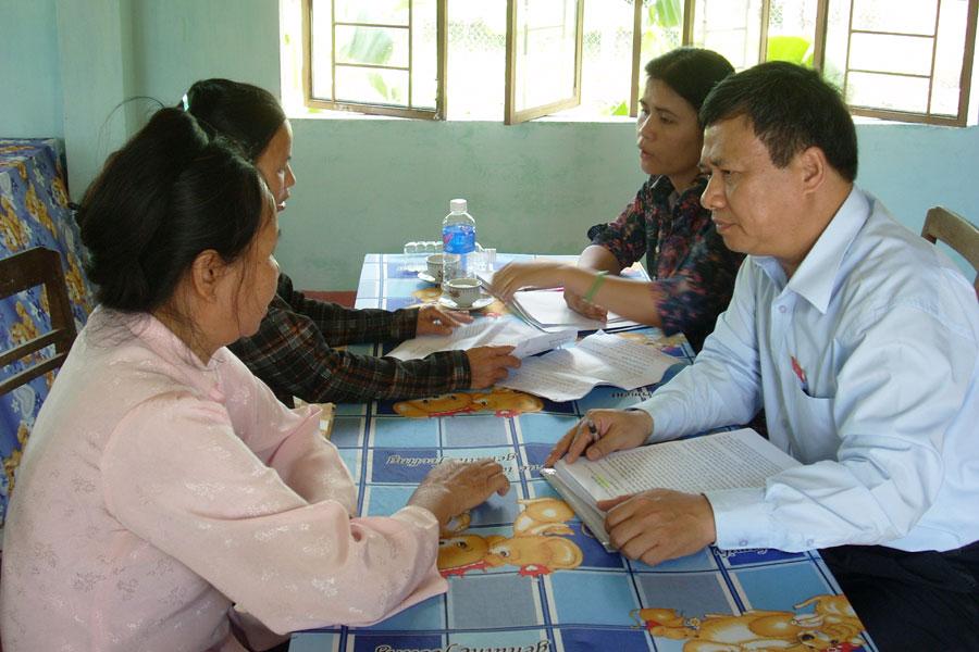 Tăng cường công tác tiếp công dân và khiếu nại tố cáo trên địa bàn tỉnh Đắk Lắk