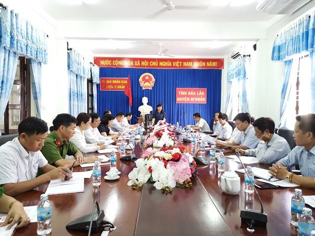 Huyện M'Đrắk triển khai công tác Tổng điều tra dân số và nhà ở năm 2019