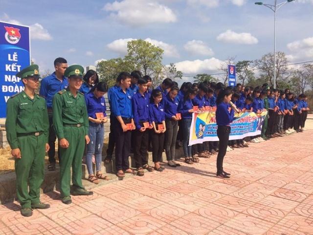 Bộ Chỉ huy BĐBP Đắk Lắk tổ chức đối thoại với đoàn viên thanh niên