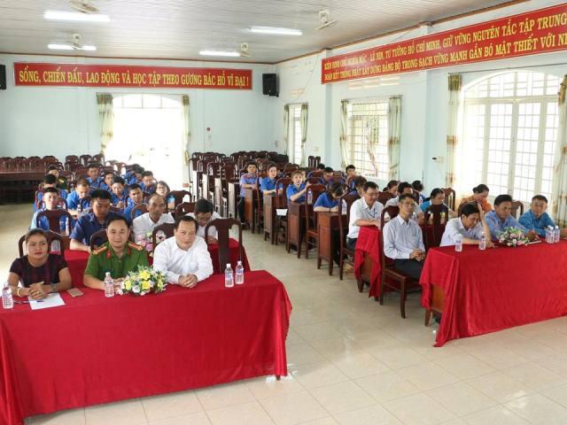 Huyện đoàn Buôn Đôn kỷ niệm 88 năm thành lập Đoàn TNCS Hồ Chí Minh