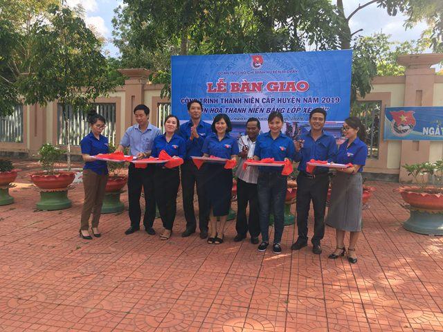 Huyện M'Đrắk sôi nổi các hoạt động chào mừng kỷ niệm 88 năm Ngày thành lập Đoàn TNCS Hồ Chí Minh