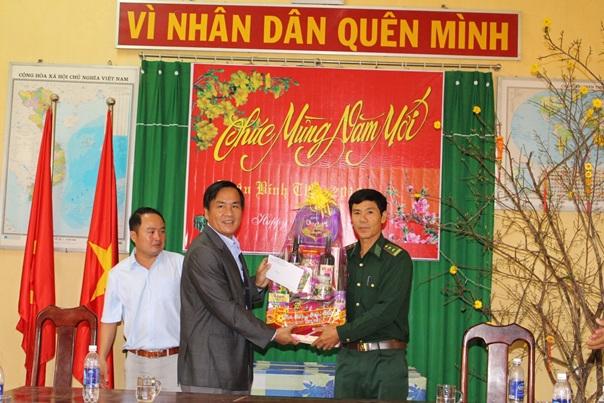 Huyện Cư Kuin 10 năm thực hiện kết nghĩa với Đồn Biên phòng Yok Đôn
