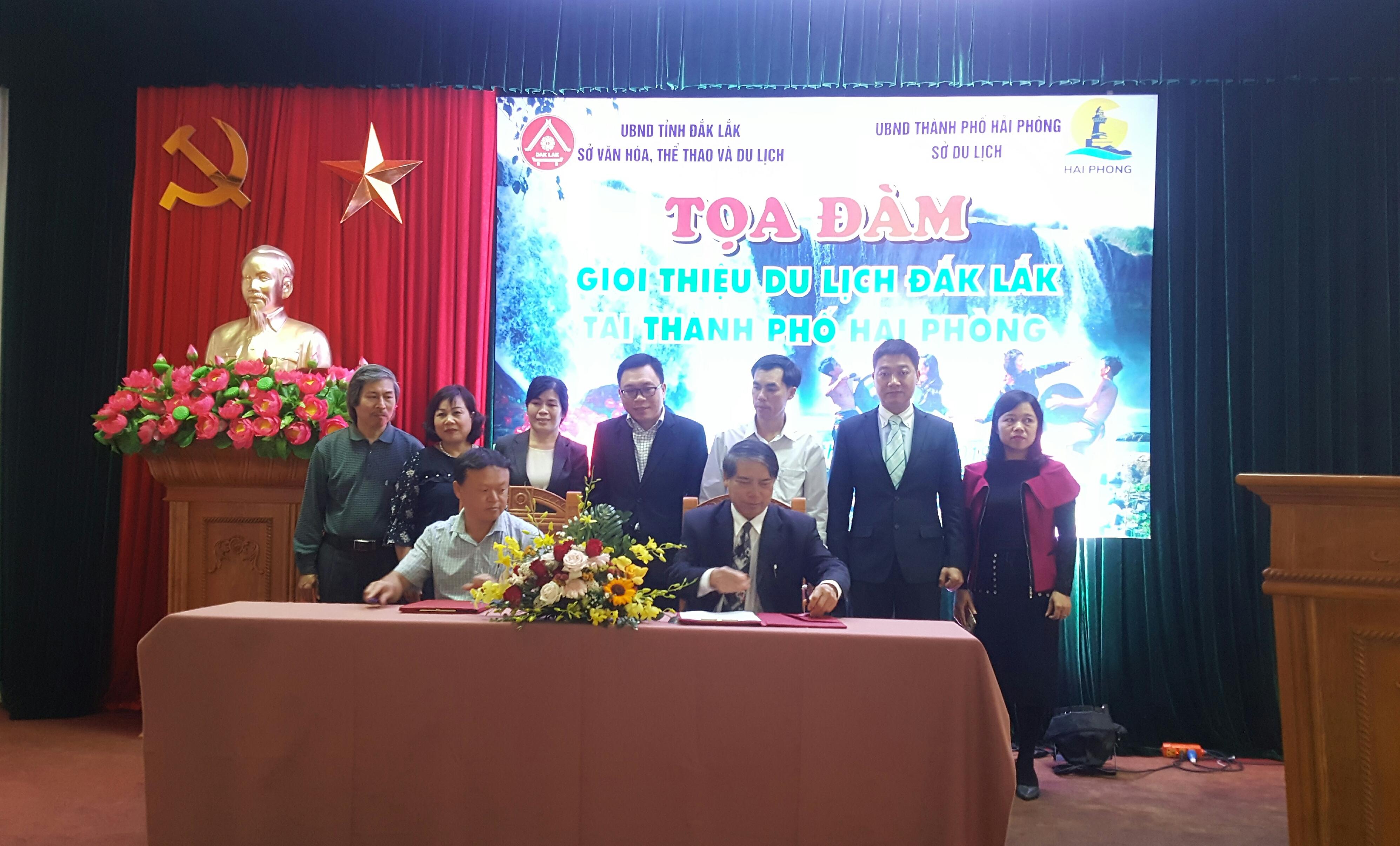 Giới thiệu du lịch Đắk Lắk tại Quảng Ninh và Hải Phòng