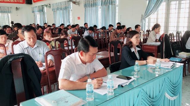 Huyện M'Đrắk sẵn sàng cho Tổng điều tra dân số và nhà ở năm 2019