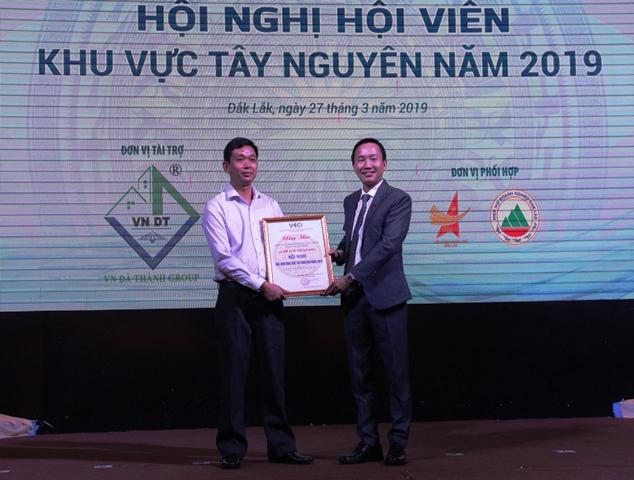 Hội nghị hội viên VCCI Đà Nẵng khu vực Tây Nguyên