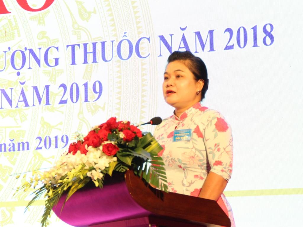 Hội thảo công tác kiểm tra, giám sát chất lượng thuốc năm 2018 và triển khai công tác năm 2019