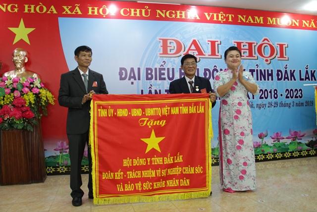 Đại hội Hội Đông y tỉnh Đắk Lắk lần thứ VIII, nhiệm kỳ 2018-2023
