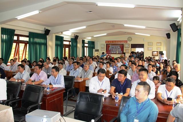 Hội thảo chuyên đề kỹ thuật vận hành và quản lý nhà yến hiệu quả