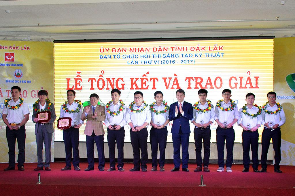 Ban hành Thể lệ Cuộc thi sáng tạo thanh thiếu niên, nhi đồng tỉnh Đắk Lắk năm 2019